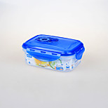 YOOYEE Brand Plastic Rectangular Container for Food China Factory