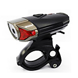 Headlamps / Bike Lights / Front Bike Light - Cycling Waterproof / Easy Carrying Cell Batteries 400 Lumens Battery / USB Cycling/Bike-HJ