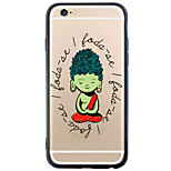 Back Cover Transparent/Pattern Cartoon TPU Hard Case Cover For Apple iPhone 6s Plus/6 Plus/iPhone 6s/6/iPhone SE/5s/5
