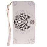 Para Samsung Galaxy Note7 Cartera / Soporte de Coche / Flip / Diseños Funda Cuerpo Entero Funda Mandala Dura Cuero Sintético SamsungNote
