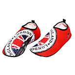 Wassersport Schuhe Kein Werkzeug erforderlich Tauchen und Schnorcheln / Schwimmen Lycra / Caucho Rot / Blau