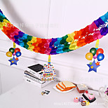 Birthday Party Accessories-1Piece/Set Costume Accessories Tag Card Paper Classic Theme Other Non-personalised