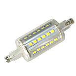 5 R7S Ampoules Maïs LED T 36 SMD 3528 400-500 lm Blanc Froid Décorative AC 85-265 V 1 pièce