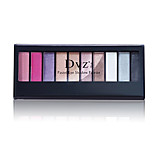 Charm Eyeshadow Durable Waterproof Not Dizzydo Earth Color Palette