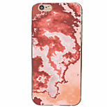 Marbling Pattern Material TPU Phone Case for iPhone 5S 5G 5SE 6 6S  6 Plus 6S Plus