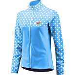 Sports Cycling Tops Women's Bike Breathable / Ultra Light Fabric Long Sleeve LYCRA® / Terylene / CoolmaxFashion