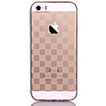 KARZEA™TPU Back Case with 3D Stereoscopic for iPhone5 5S 5SE