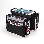 Bike Frame Bag Wearable / Phone Holder /Iphone / Touch Screen / Multifunctional / Shockproof Cycling/Bike Nylon  B-SOUL