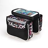 Bolsa para Cuadro de Bici A Prueba de Golpes / Listo para vestir / Multifuncional / Pantalla táctil / Soporte de iPhone / Móvil/Iphone