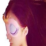 Lovely Princess Sleeping Beauty Sleep Wind People Eye Mask
