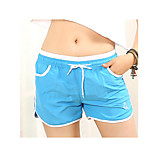 Running Baggy shorts Women's Breathable / Quick Dry / Comfortable Nylon / Chinlon Running Sports Inelastic Loose