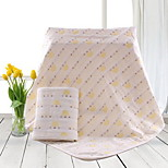 Absorbent Pure Cotton Gauze Baby Bath Towel for Newborn Baby Children