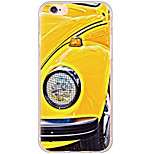 Car Pattern Cartoon PC TPU Silicone Case Cover For Apple iPhone 6s 6Plus 5/5s/SE