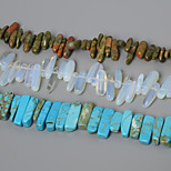 Beadia Natural Stone Beads 10-30mm Irregular Shape Stone Spacer Beads 38Cm/Str (Approx 50Pcs)