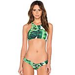 Green Leaf Bikini