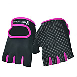 Glove Cycling/Bike Unisex Fingerless Gloves Anti-skidding / Wearproof / Ultraviolet Resistant / Protective