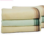 Bamboo Fiber Towels Absorbent Increased Thickening Gradient Stripes Towel