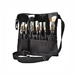 PU Leather Makeup Brush Professional Shoulder Bags Only