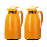 Promotional Plastic Plastic Thermos Coffee Pot Thermos Home Office Can Be Customized Logo Kettle