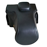 EM5 Camera Case For Olympus EM5 Mini DSLR Camera(Black/Coffee)