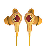 Mekiculture Uncle Comrade Sport  In-Ear Earbuds Earphones with Stereo Sound Noise-isolating