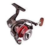 Molinetes Rotativos 5.2:1 10 Rolamentos Trocável Pesca de Mar / Rotação / Pesca de Água Doce / Pesca Geral-FC3000 #