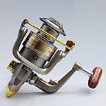 Molinetes Rotativos 5.2/1 12 Rolamentos Trocável Rotação / Pesca de Isco-FB1000-3000 SDS