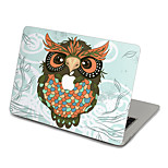 MacBook Front Decal Sticker Owl For MacBook Pro 13 15 17, MacBook Air 11 13, MacBook Retina 13 15 12