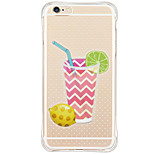 Pattern Fruit TPU Soft Back Cover Shockproof Case Cover For Apple iPhone 6s Plus/6 Plus / iPhone 6s/6 / iPhone SE/5s/5