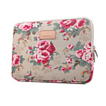 Peony pattern Laptop Cover Sleeves Shakeproof Case for Macbook Air 11.6/13.3 Macbook Pro with Retina 13.3/15.4 Macbook12