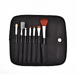 7Pcs Portable Makeup Brush Professional Makeup Brush Set