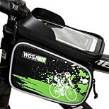 Велосумка/бардачок 2LLСотовый телефон сумка / Бардачок на рамуВодонепроницаемый / Дожденепроницаемый / Водонепроницаемая застежка-молния