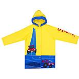 Children'S Cartoon Raincoat