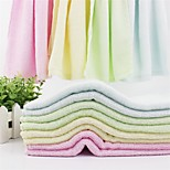 1 PC Bamboo Fiber Hand Towel 10