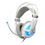 Somic G938 Super Deep Bass 7.1 Virtual Surround Sound USB Gaming Headset with Mic Voice Control LED Stereo Headphone