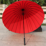 24K Full Color Large Bone Umbrella Umbrella Business Super Wind Ultraviolet