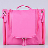 The New Hanging Hook Double Wash Bag High-Capacity Multifunctional Waterproof Travel Storage Bag