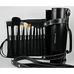 Animal Wool 16 Cylinder Makeup Brush