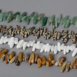 beadia perle in pietra naturale 10-30mm forma irregolare di pietra distanziatore perline 38cm / str (circa 50pcs)