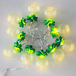 NO 1.5 M 10 Dip LED Geel Waterdicht W Verlichtingsslingers <5V V