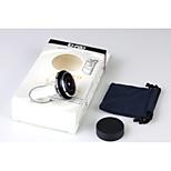 235 degrés super-fisheye professionnel photographique lentilles apple mil samsung htc cercle général pince