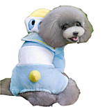 Cat / Dog Costume Winter / Spring/Fall Animal Cosplay, Dog Clothes / Dog Clothing
