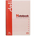 Deli Spiral Notebook