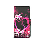 Heart Pattern PU Leather Full Body Case with Stand and Card Slot for LG G4 Stylus/G3 Stylus/G4 mini/G3 mini