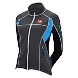 Sports Cycling Tops Women's Bike  Ultra Light Fabric Long Sleeve LYCRA® / Terylene / CoolmaxClassic