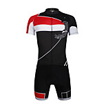 PaladinSport Men 's Cycyling Jersey + Shorts Suit DT649 Proud Eagle 100% Polyester