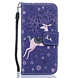 Animal PU Leather Wallet for Huawei P8Lite P9 P9Lite