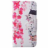 Kitten Pattern Of High-End Mobile Phone Shell Painting For Huawei Ascend P9 P9 Lite Honor 5C 5A/Y6 II