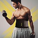 Men Slimming Body Shaper Waist Belt Girdles Firm Control Waist Trainer Plus