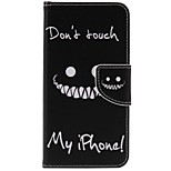 Stained Teeth PU Phone Case for iPhone 7 7 Plus 6s 6 Plus SE 5s 5 5c 4s 4